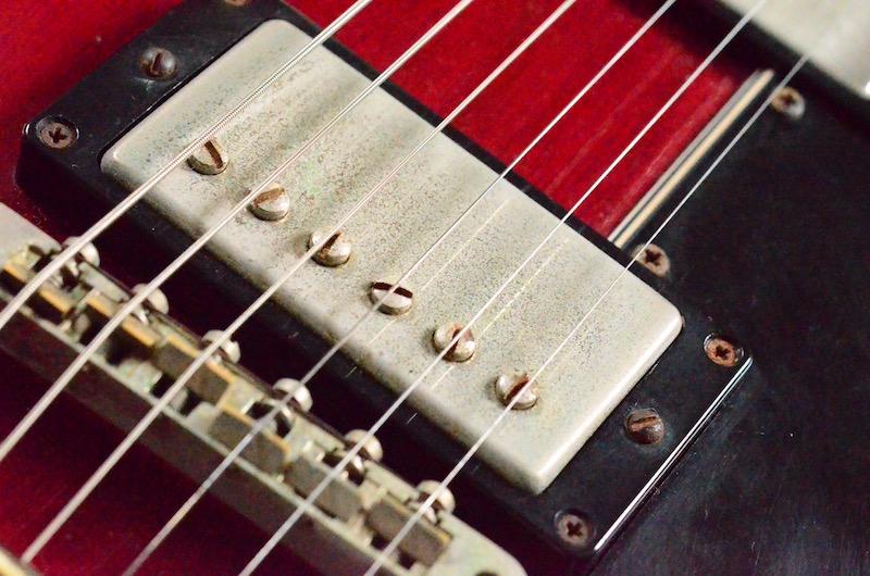 良音計画♪Gibson(ギブソン)SG '61 Reissueの鳴りを高めるために四苦八苦する!