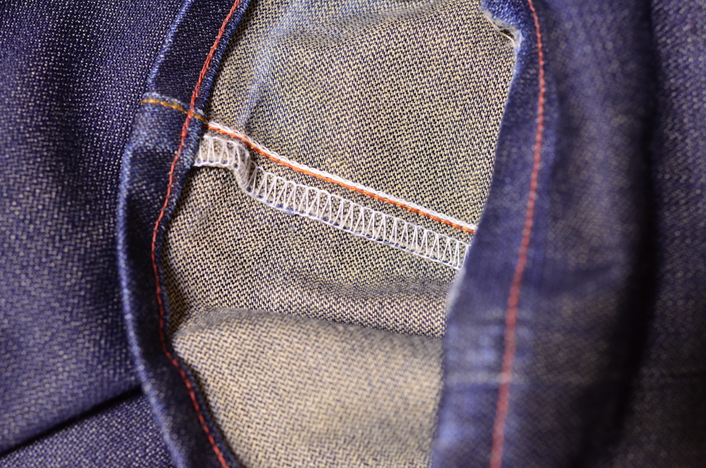 LEVI'S PREMIUM 505ジーンズに想うこと。