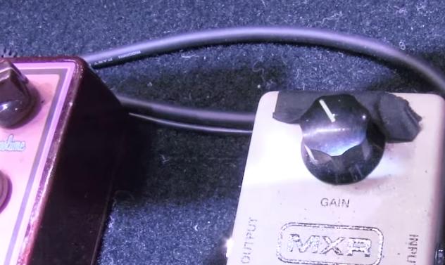 ぐはっ!FLEA使用のパッチケーブルはmogamiケーブルのようです。