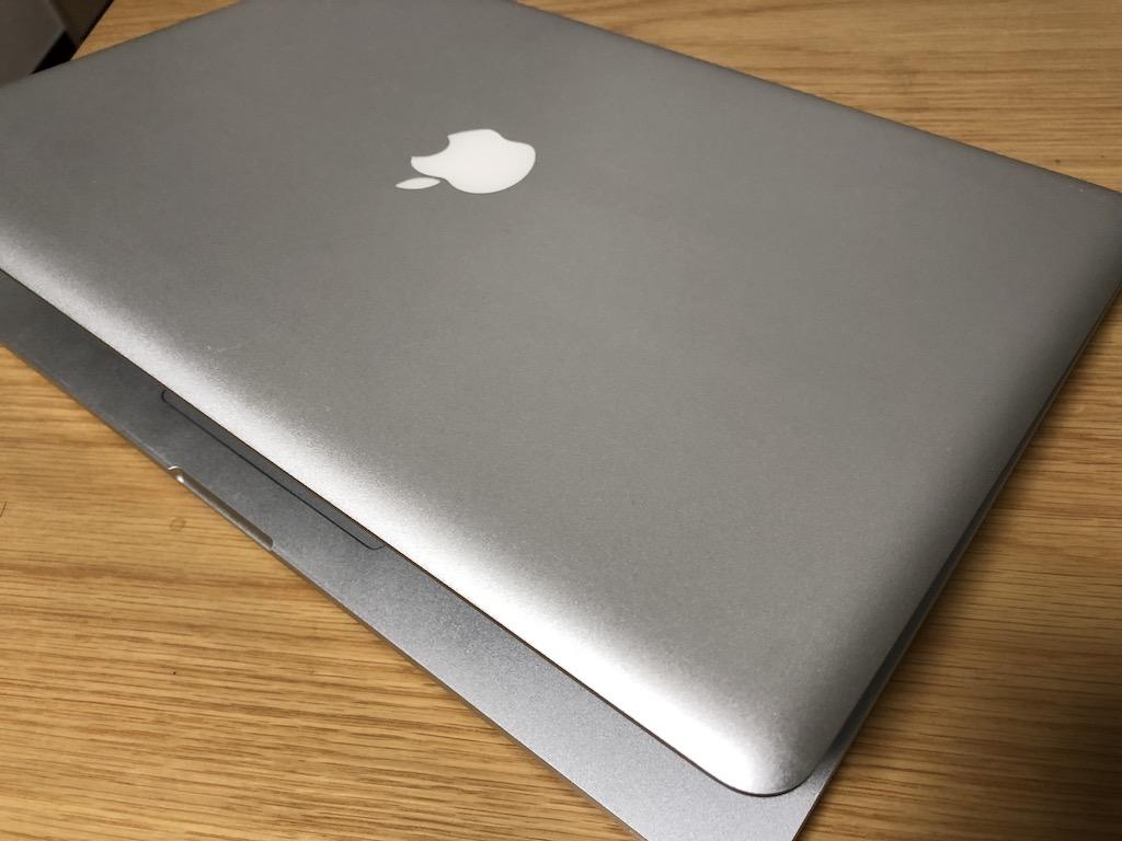 【バッテリー交換♪】MacBook Pro (15-inch, Early 2011)が蘇生しました。