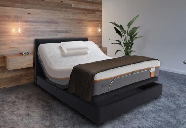 テンピュール Zero-G® [ゼロジー®]~電動リクライニングベッド