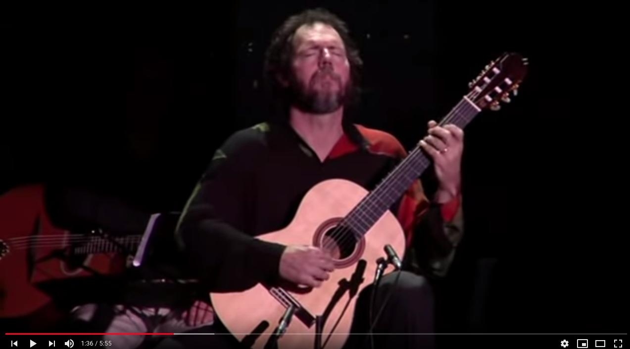 アンドリューヨークの使用ギター