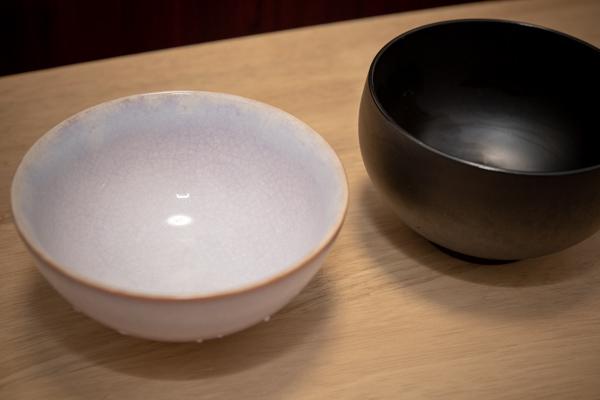 """ダイエット中に""""必須""""と感じたモノ・道具5選  普通サイズの茶碗・汁椀"""