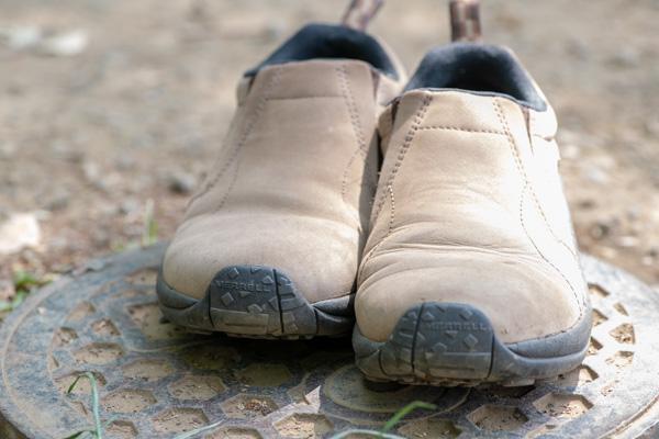 ジャングルモックが普段使いなら最強の靴だと思うんだわ。俺に合ってるんだわ。