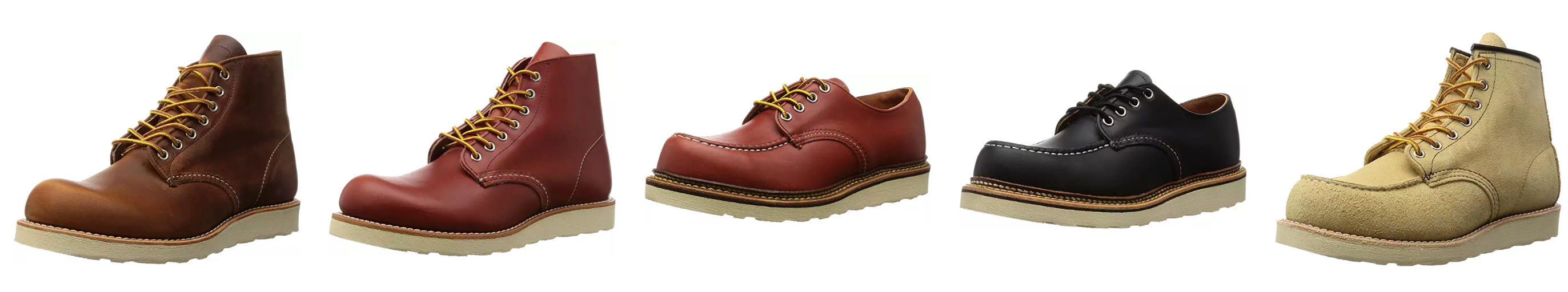 革靴(ワークブーツ)VSジャングルモック