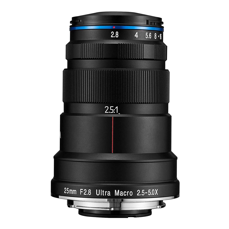 【手持ちでも案外イケるかも!】 LAOWA 25mm F2.8 2.5-5X ULTRA MACROのファーストインプレッションをちょっとだけ