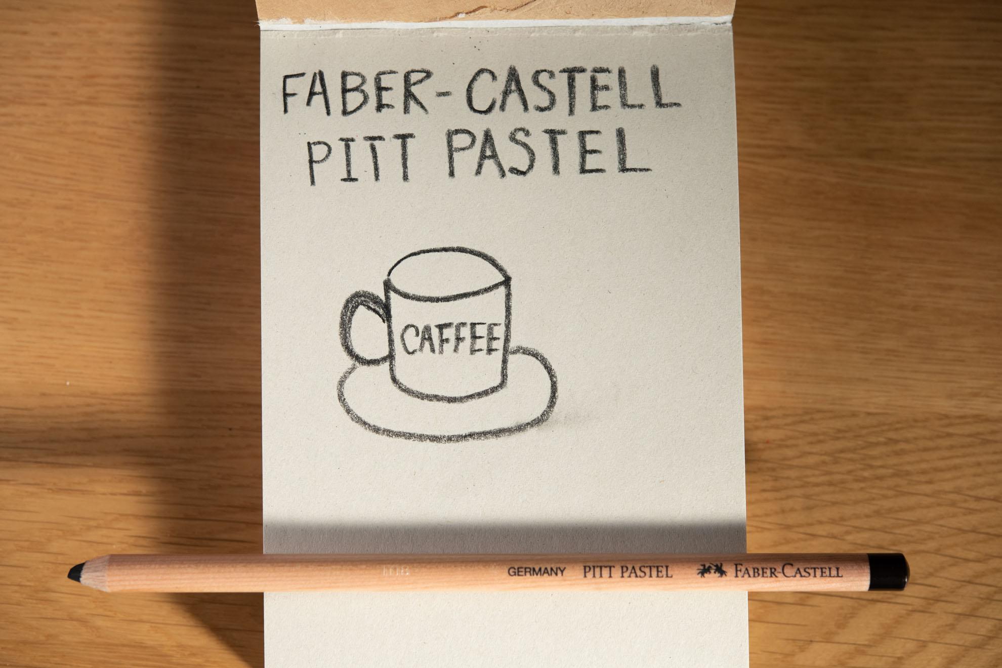 PITTパステル鉛筆 Faber-Castell