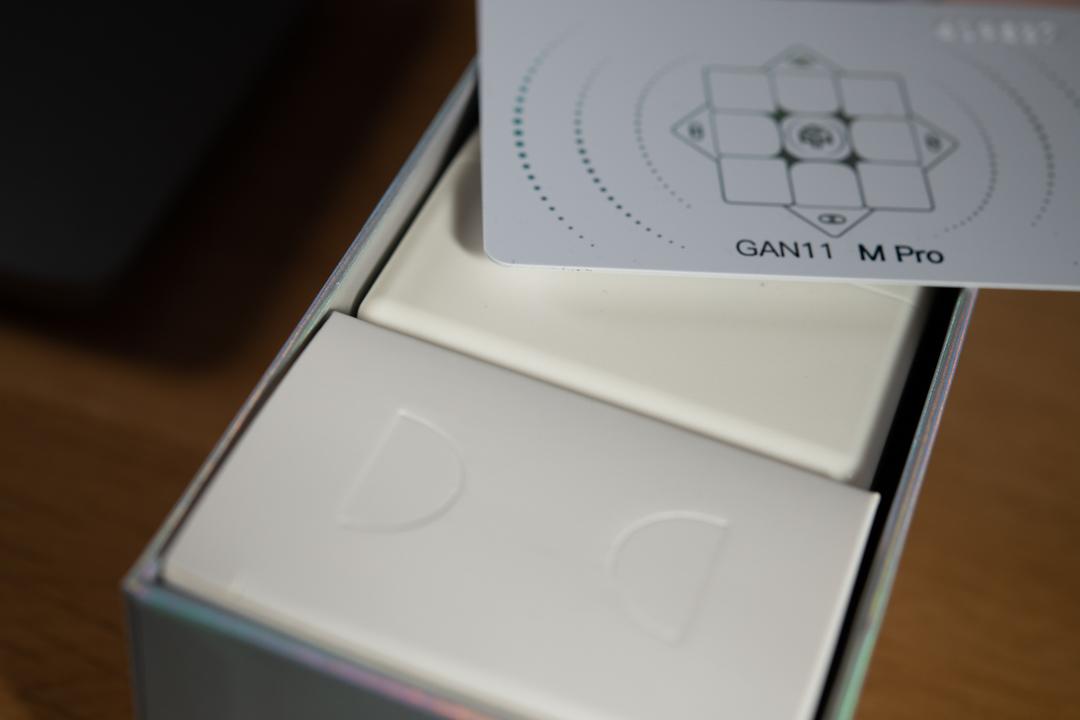 俺が買ったGAN CUBE 11 M proルービックキューブをさらす!