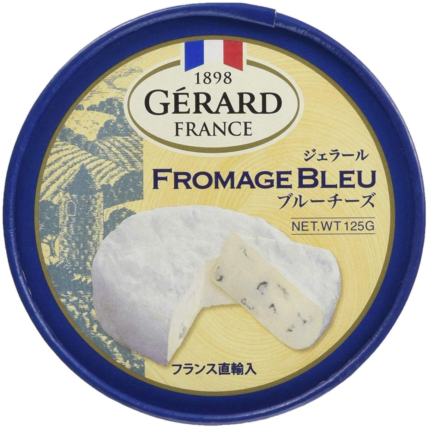 チェスコ ジェラール ブルーチーズ